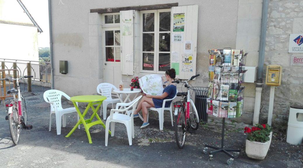 Point tourisme de Palluau-sur-Indre, Office de Tourisme du Châtillonnais en Berry.