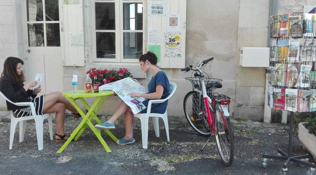 Indre à Vélo