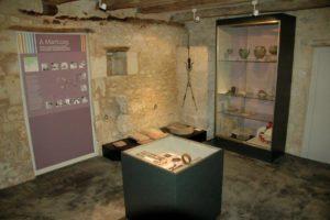 Musée archéologique de Martizay