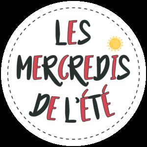 Logo des Mercredis de l'été